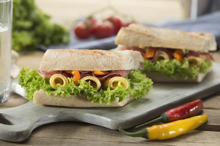 Recipe of Sandwich: Give Yourself A Tasty Treat