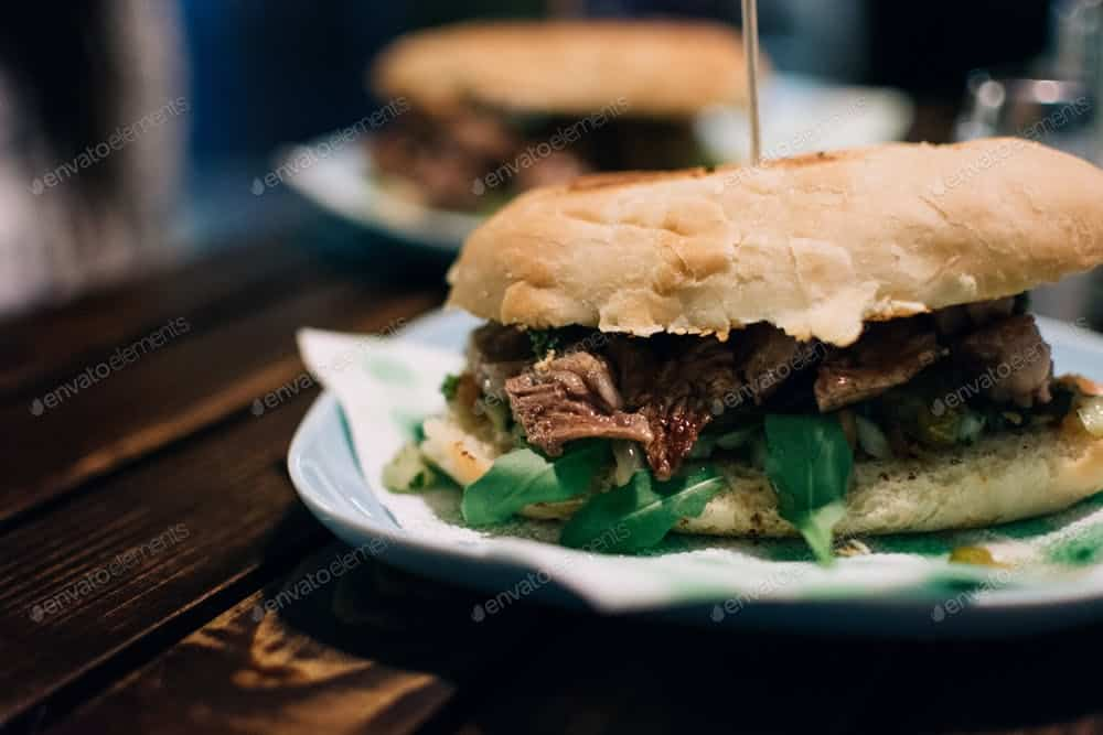 How To Prepare The Steak Sandwich At Home.